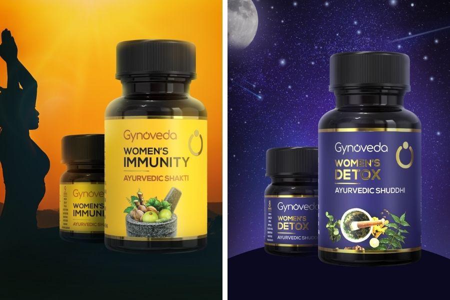 Gynoveda Womens Ayurveda Herbal Supplements