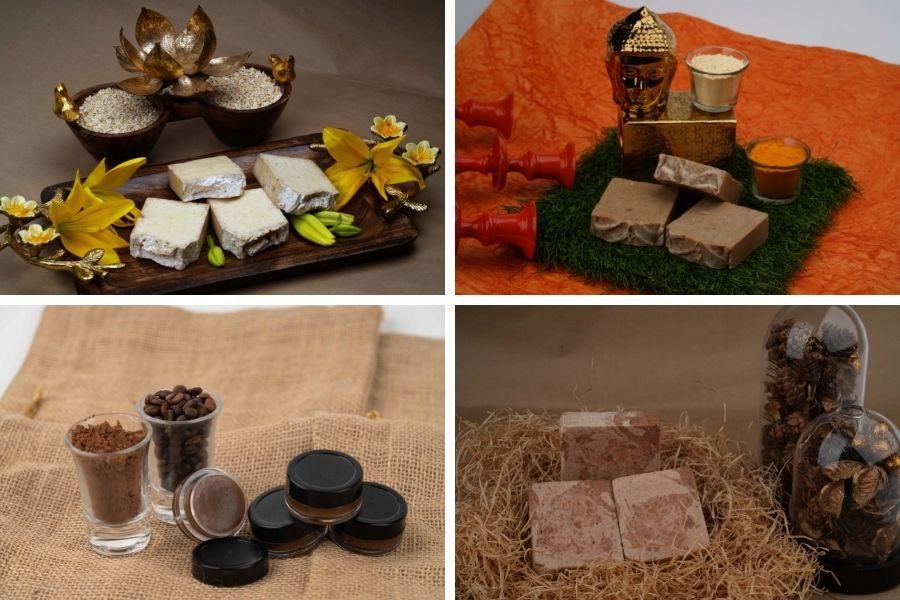 Plutusplus Natural Herbal Skincare Products