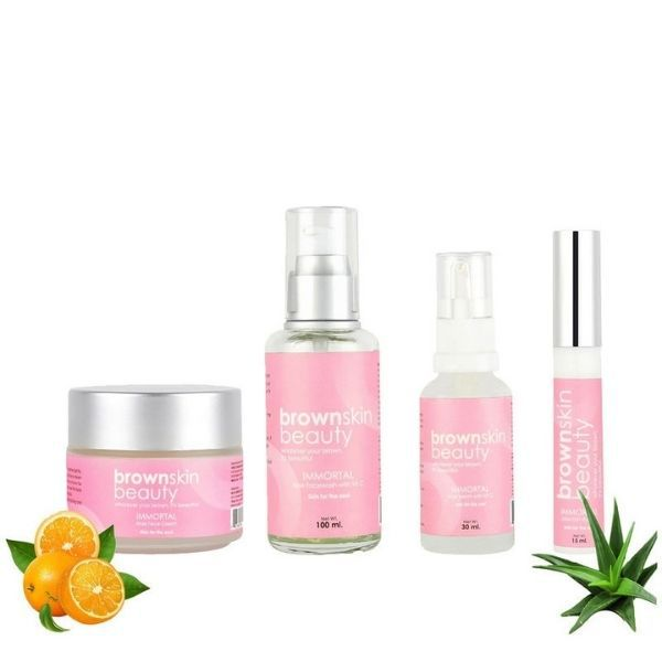 BrownSkin Beauty Sustainable Skincare For All Skin Types