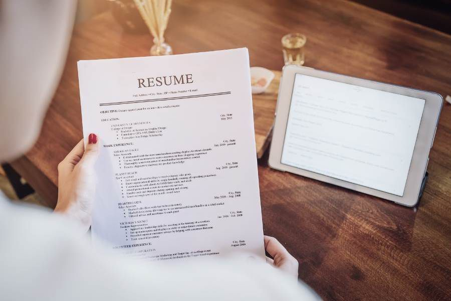 career objective for resume