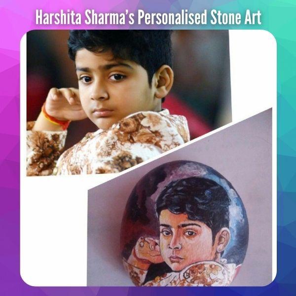 Personalised Stone Art