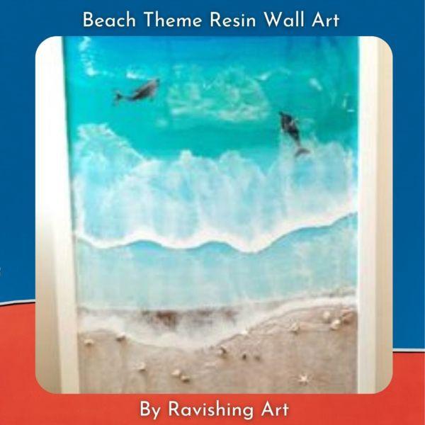 Buy Resin Wall Art Online