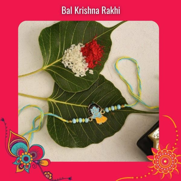 Bal Krishna Rakhi