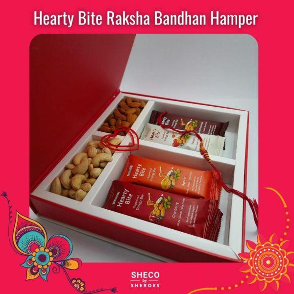 Hearty Bites Rakhi Hamper