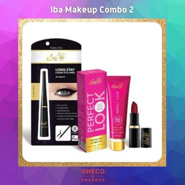 Iba Makeup Combo 2