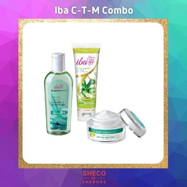 Iba C-T-M Combo