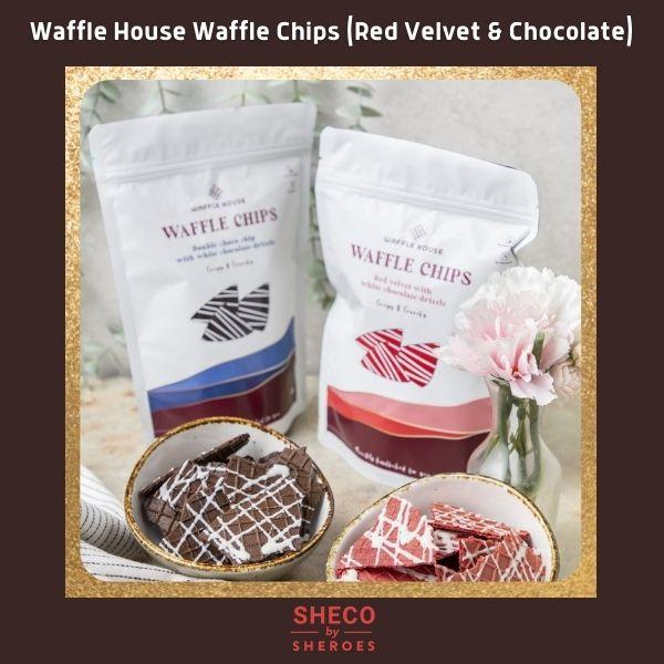 Waffle House Waffle Chips