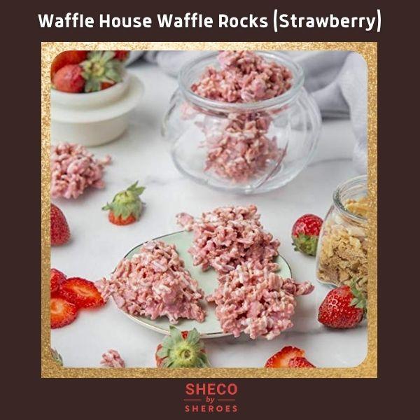 Waffle House Waffle Rocks Krispies
