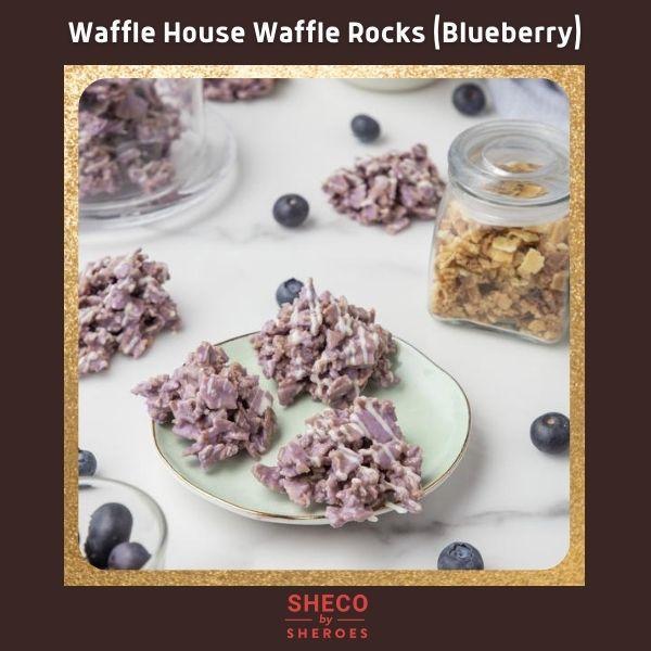 Waffle House Waffle Rocks