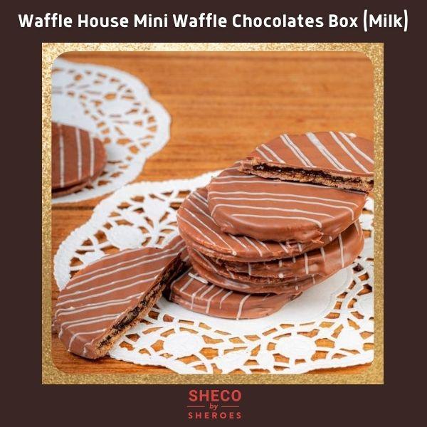 Waffle House Mini Waffle Chocolates Box