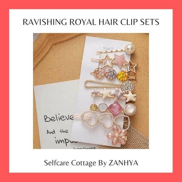 Ravishing Hair Clips