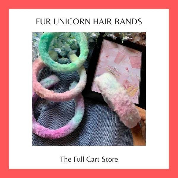 Soft Hair Bands