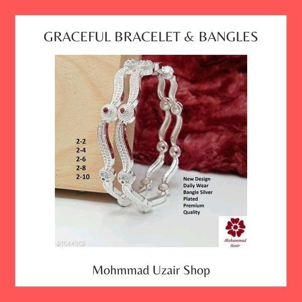 Princess Graceful Bracelet Bangles