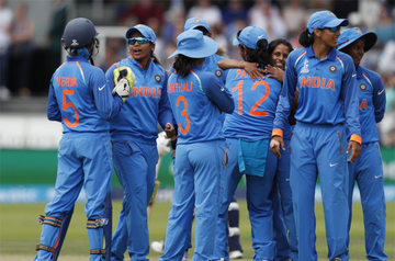 Indian Female Cricketers
