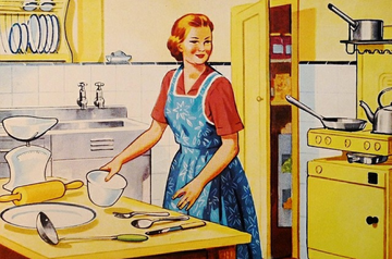 Difference between Homemaker and housewife