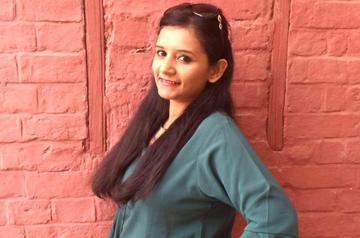 Hetal Kamdar food blogger story