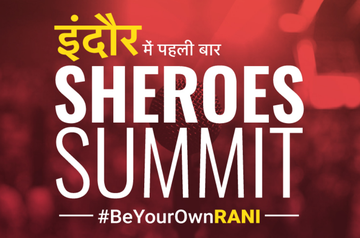 sheroes summit indore