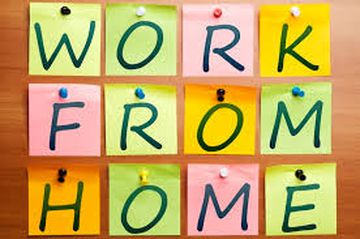 Women who work from home