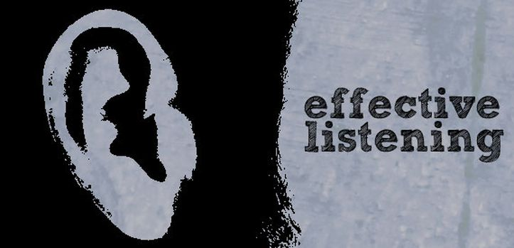 Effective listening is an art Career Track   SHEROES