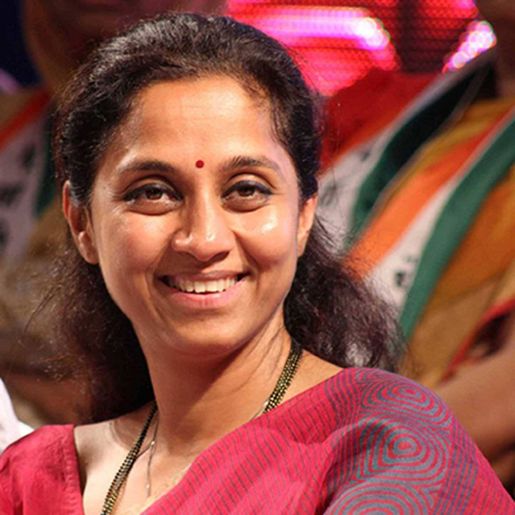 Image result for Supriya Sule: Politician and Educationist