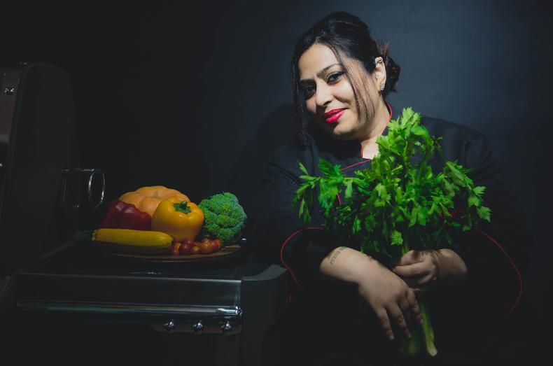 Chef Reetu Kugaji journey