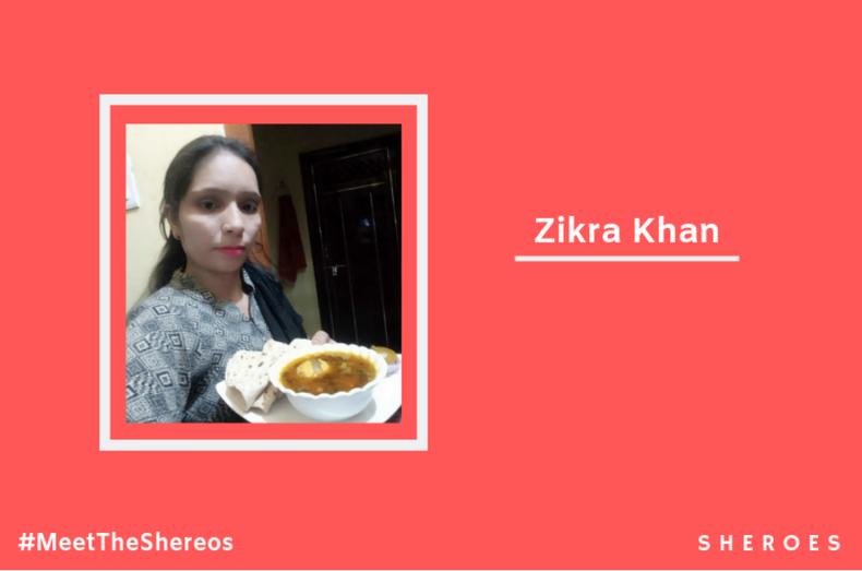 zikra cooking her way into hearts of sheroes