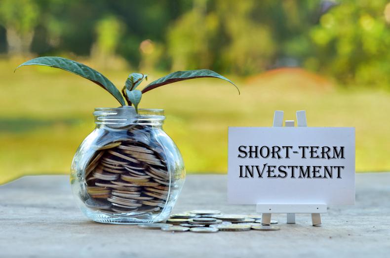 best short term investment