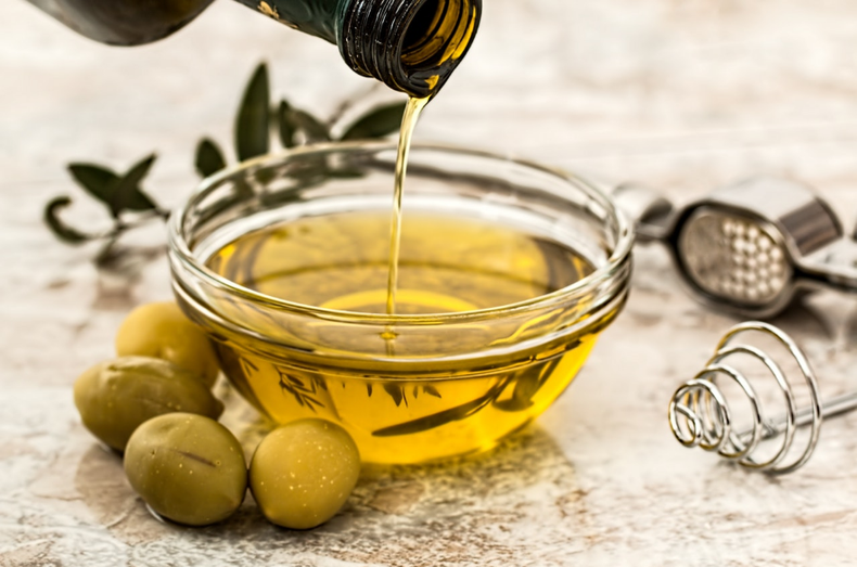 benefits olive oil in hindi