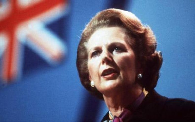 margaret thatcher personality